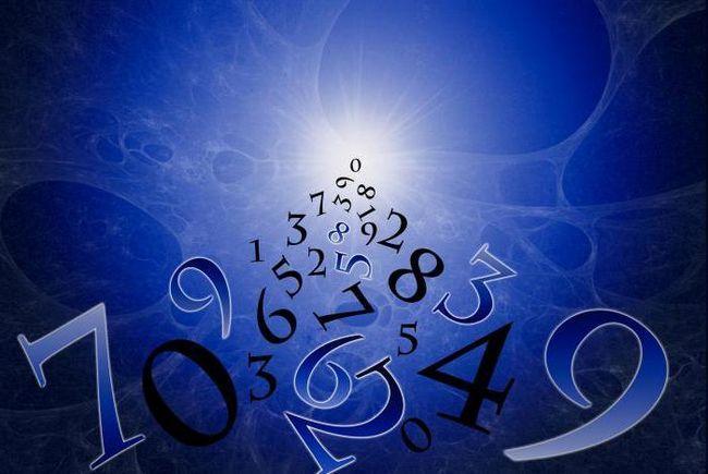 valoarea numerelor în numerologie