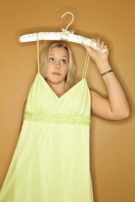 De unde știi dimensiunea îmbrăcămintei, chiar dacă nu a fost niciodată interesată de ea?