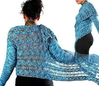 Tricotat pe ace de tricotat