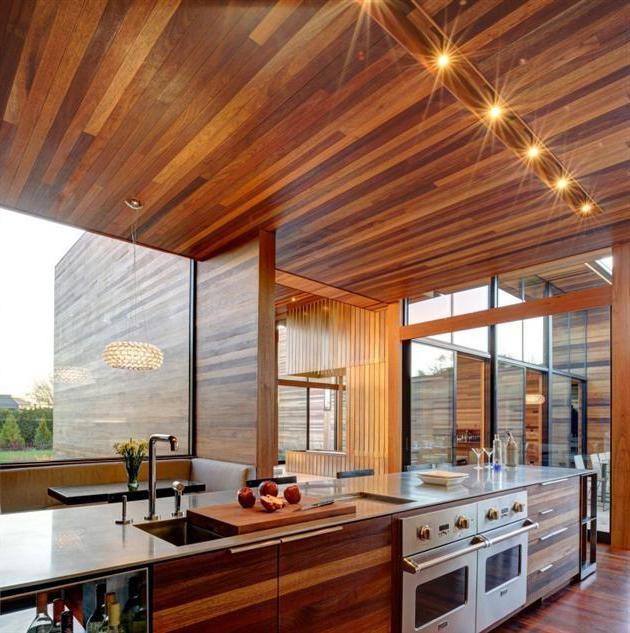 как вставить деревянные окна в деревянном доме