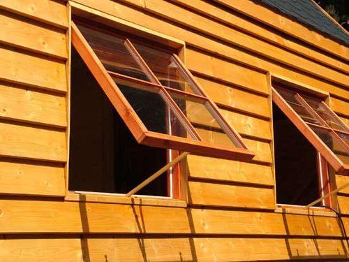 деревянные окна своими руками чертежи