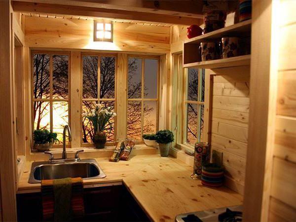 правильная установка деревянных окон в деревянный дом
