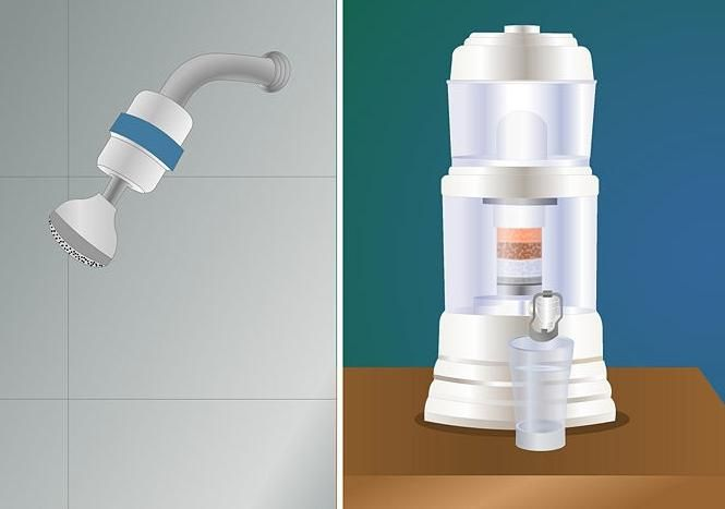 Cel mai bun filtru de apă