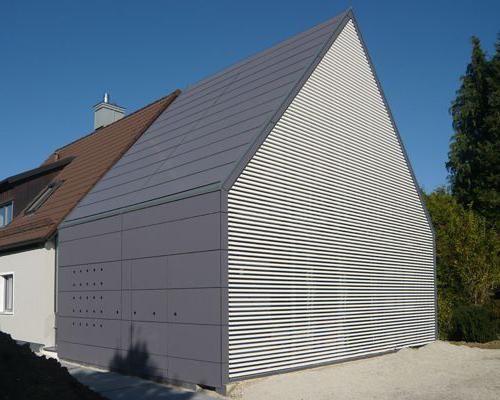 Materiale pentru acoperișuri și fațade