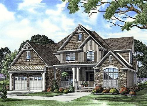 Materiale pentru fațadă pentru o casă de țară