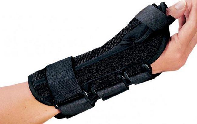 Orteza pentru articulația încheieturii mâinii
