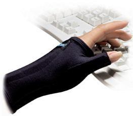 Orteza pentru examinarea articulațiilor încheieturii mâinii