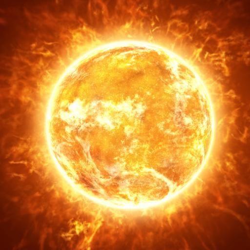 Ce pare Soarele