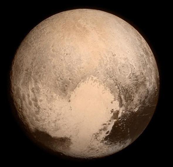 planetă fără atmosferă