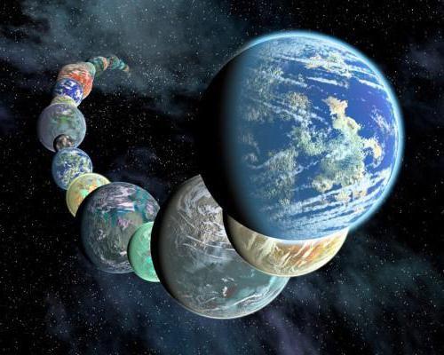 Noi planete asemănătoare cu pământul