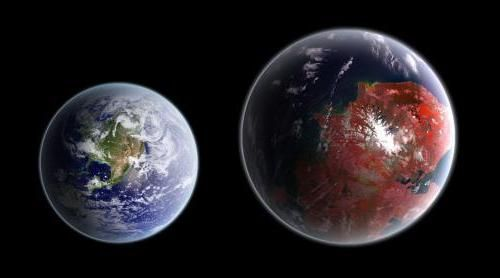 ce planete sunt ca pământul
