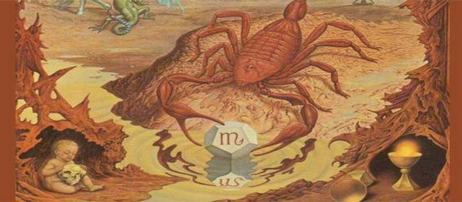 Scorpionul este planeta-patron al lui Pluto
