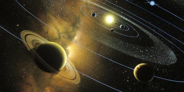 astronomie sistem solar
