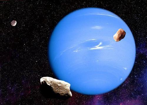 numește cea mai îndepărtată planetă a sistemului solar