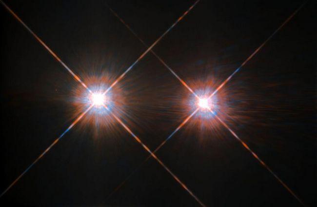 Star Alpha Centauri