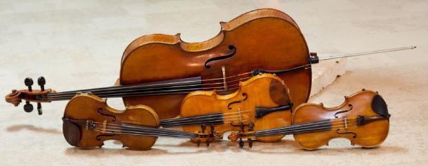 Какие бывают струнные инструменты?