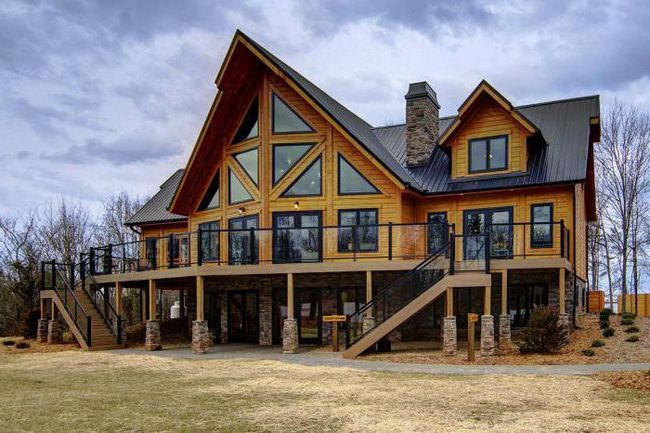 tipuri de construcții de case