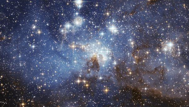 Star Sun. astronomie