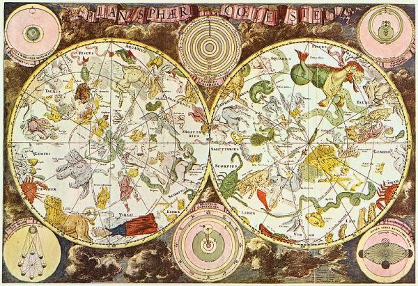 ce sunt constelațiile?
