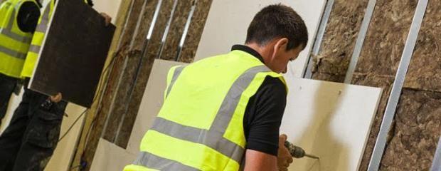 materiale de izolare fonică pentru pereți la repararea unui apartament