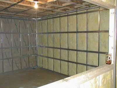 capacitatea de izolare fonica a materialelor