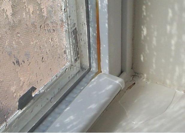 versanți pentru ferestre din plastic