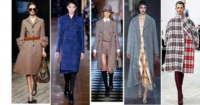 Care va fi haina de ploaie la modă în 2014?