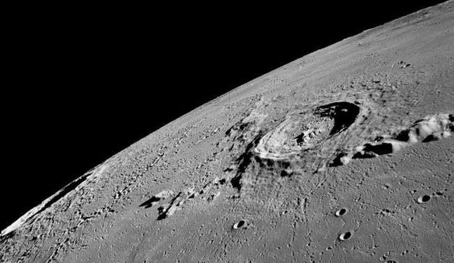 care corp ceresc este mai mare decât fotografia cu luna sau cu mercur