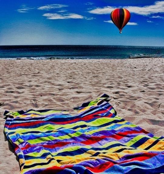 prosop de plajă
