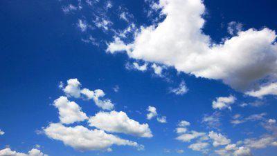 culoarea fotografiei cerului