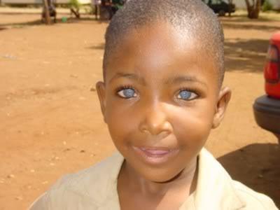 culoarea ochilor unui copil