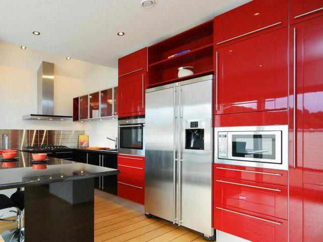 Ce fațadă este cea mai bună alegere pentru sfaturi de bucătărie