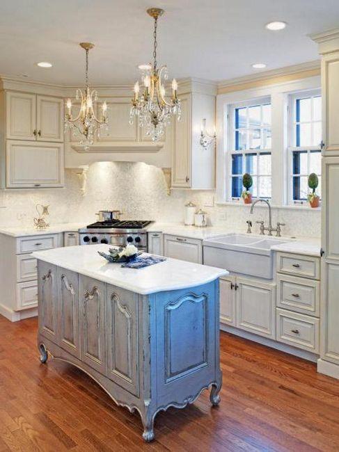 Ce material pentru fațadă este cel mai bun pentru bucătărie