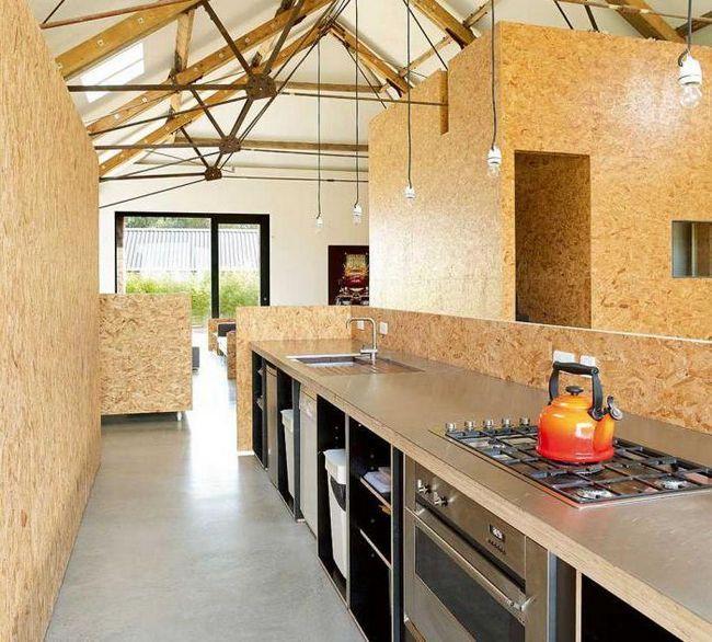Ce fațadă este mai bine să alegeți pentru avantajele bucătăriei