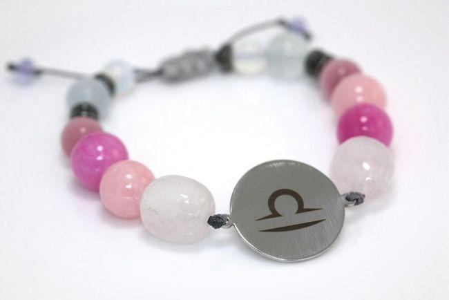Ce piatră se potrivește cu Libra? Alegerea talismane pentru bărbați și femei