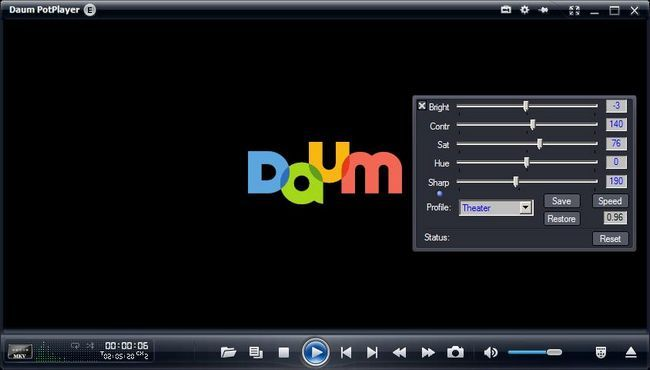 Daum PotPlayer