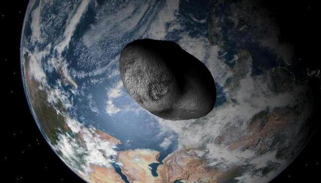 Cel mai mare meteorit care a căzut pe pământ cu 65 de milioane de ani în urmă