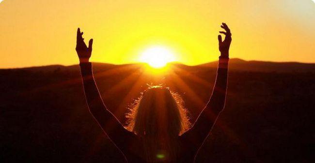 Vitamina obținută de la soare