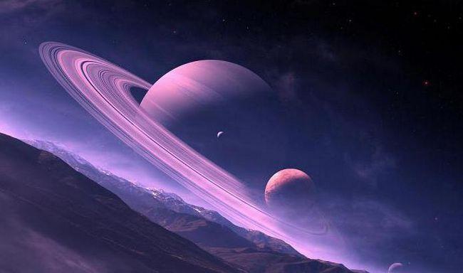 vârsta lui Saturn