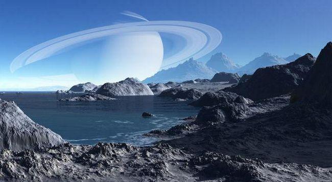 vârsta planetei Saturn