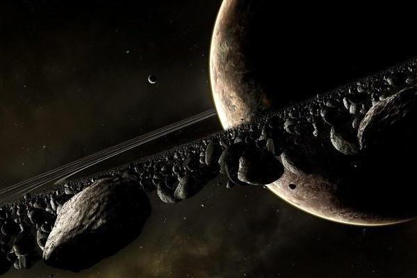 care este vârsta planetei Saturn