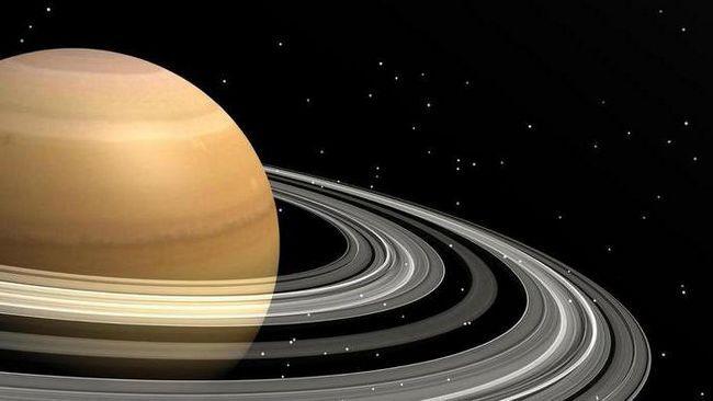 Saturn cercetarea astrologică