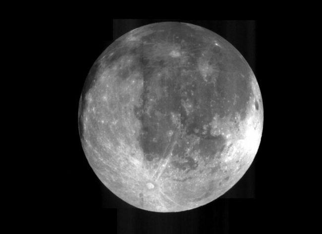 distanta de lună