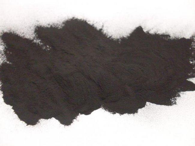 caracterul proprietăților oxidului