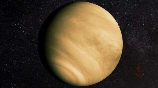 Venus planeta masă