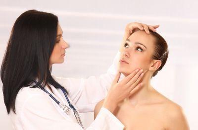 nevrită a simptomelor nervului facial