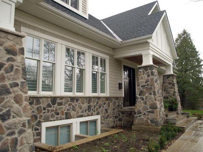 piatră artificială de fațadă