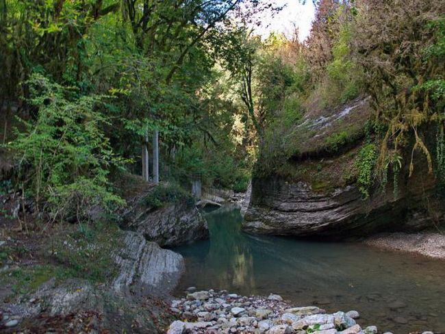 canion river psaho excursie