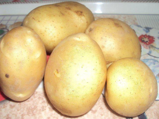 cartofi sante