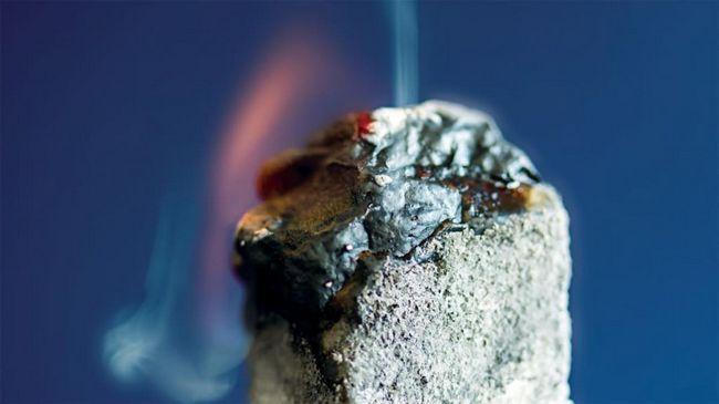 Arderea zahărului